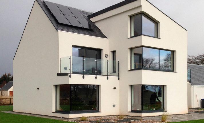 Как сэкономить на отопление загородного дома? Пассивные дома- миф или реальность?